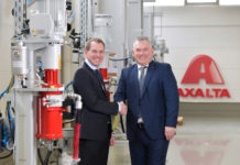 axaltA ANNUNCIA APERTURA COLOR SOLUTION CENTER DI FRANCOFORTE IN GERMANIA
