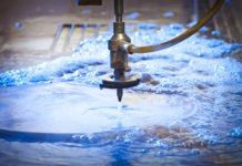 taglio waterjet, gmm Techni Waterjet