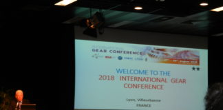 International gear conference
