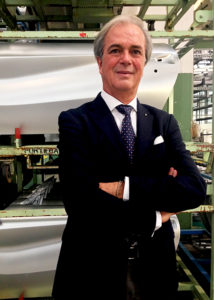 Walter Fontana, amministratore delegato (Chief executive officer) di Fontana Group