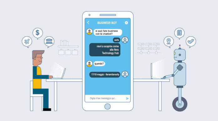business con i chatbot