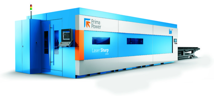laser sharp prima power