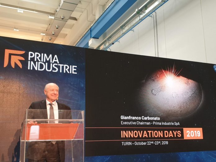 Prima industrie innovation day