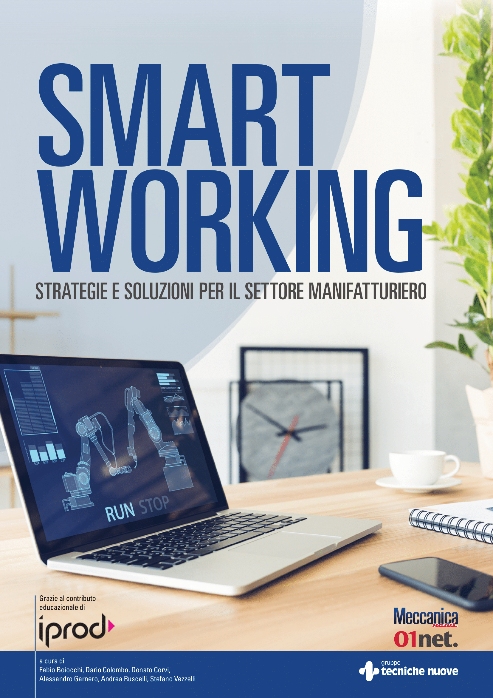 guida smart working manifatturiero